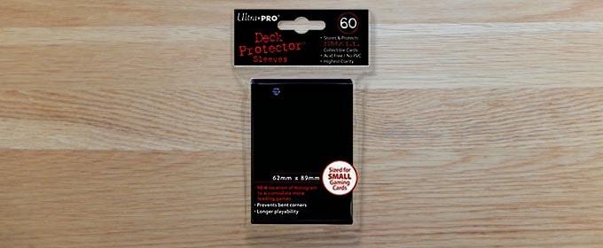 遊戯王カードにおすすめの2重目スリーブ『ウルトラプロ デッキプロテクター』