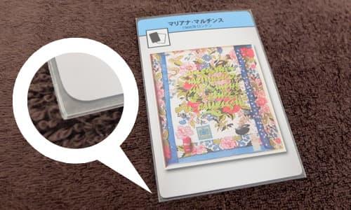 ホビーベース ラージユーロサイズスリーブ|モダンアートカードゲーム