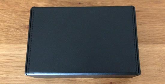 背面|アクラス(Aclass)合皮製スリムデッキケース