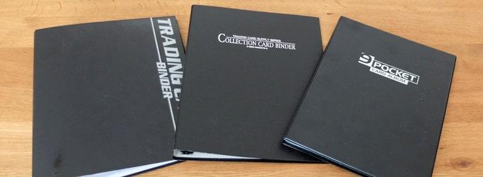 TCG用カードファイル