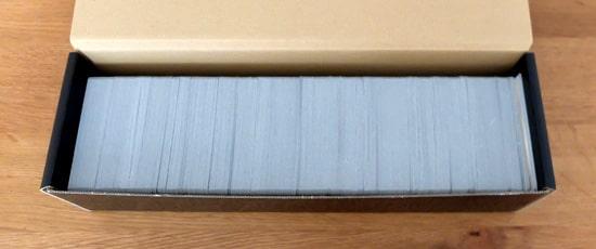 カードを収納|アンサー ストレイジボックスHG600