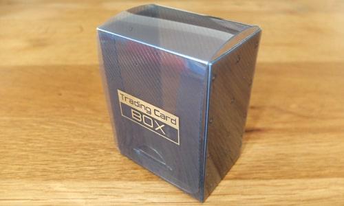 キャンドゥのトレーディングカードBOX